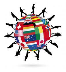 les peuples du monde : pays, langue, immigration